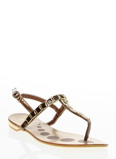 Rosee Sandalet Bakır
